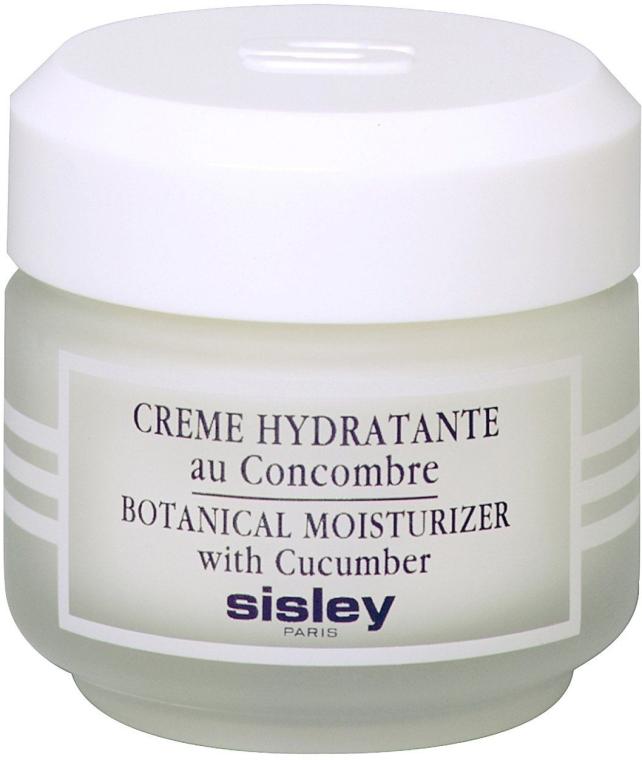 Cremă hidratantă cu extract de castravete - Sisley Moisturizer WIth Cucumber — Imagine N1