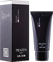 Parfumuri și produse cosmetice Mască pentru acnee - Pilaten Hydra Suction Black Mask