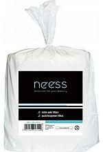Parfumuri și produse cosmetice Șervețele de bumbac, fără scame pentru manichiură - Neess Cotton Pads