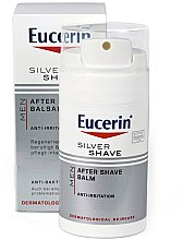 Balsam după ras - Eucerin Silver Shave Ater Shave Balm — Imagine N1