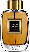 Parfumuri și produse cosmetice Exuma Wood Sultan - Apă de parfum