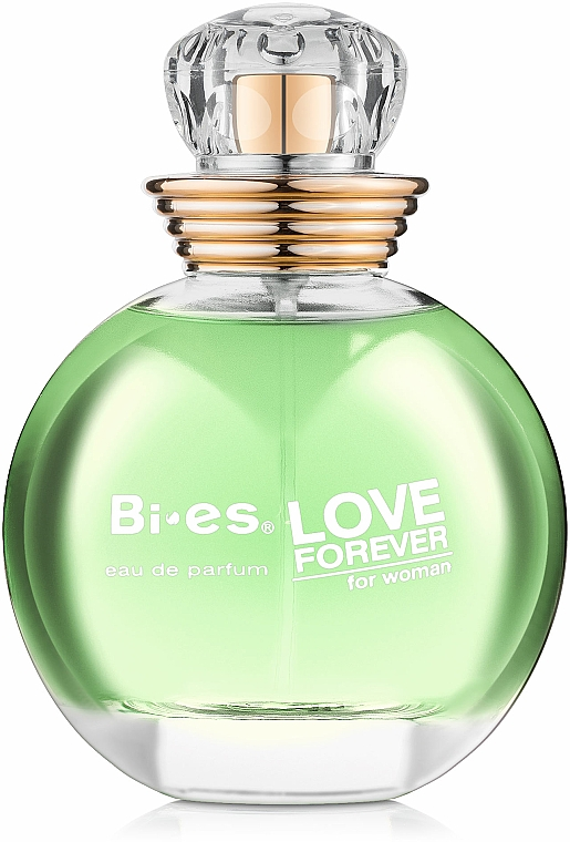 Bi-Es Love Forever Green - Apă de parfum