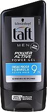 Parfumuri și produse cosmetice Gel de păr - Schwarzkopf Taft Looks Power Active Gel