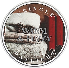 Lumânare de ceai - Kringle Candle Warm and Fuzzy — Imagine N1