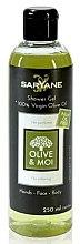 Parfumuri și produse cosmetice Gel de duș - Saryane Olive & Moi Shower Gel