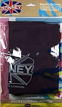 Parfumuri și produse cosmetice Pelerină pentru coafor, blackberry - Ronney Professional Hairdressing Apron Blackberry