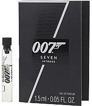Parfumuri și produse cosmetice James Bond 007 Seven Intense - Apă de parfum (tester)