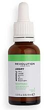 Parfumuri și produse cosmetice Ser facial - Revolution Skincare Angry Mood Soothing Serum
