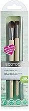 Parfumuri și produse cosmetice Set pensule de machiaj - EcoTools Ultimate Shade Duo