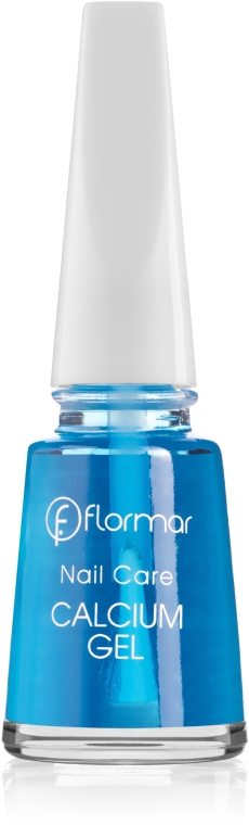 Gel pentru unghii - Flormar Nail Care Calcium Gel — Imagine N1