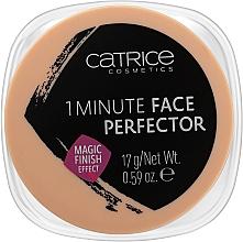 Parfumuri și produse cosmetice Mousse tonifiant pentru față - Catrice 1 Minute Face Perfector