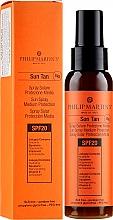 Parfumuri și produse cosmetice Spray protecție solară pentru corp - Philip Martin's Sun Tan SPF 20