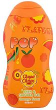 """Parfumuri și produse cosmetice Gel de duș """"Portocală"""" - Chupa Chups Body Wash Orange Scent"""
