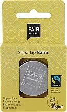 "Parfumuri și produse cosmetice Balsam de buze ""Vanilie"" - Fair Squared Lip Balm Shea"