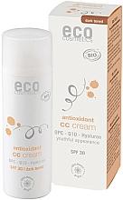 Parfumuri și produse cosmetice CC cream - Eco Cosmetics Tinted CC Cream SPF30