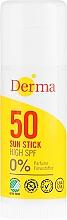 Parfumuri și produse cosmetice Stick protecție solară - Derma Sun Sun Stick High SPF50