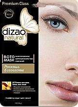 """Parfumuri și produse cosmetice Boto-mască pentru față, gât și pleoape """"Luxul biogoldului"""" - Dizao"""