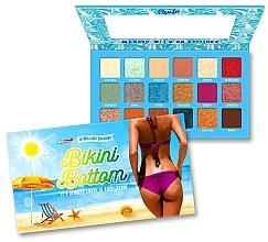 Parfumuri și produse cosmetice Paletă farduri de ochi - Rude Bikini Bottom Eyeshadow Palette