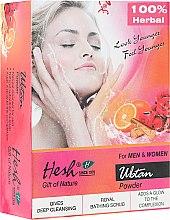 Parfumuri și produse cosmetice Mască de față - Hesh Ubtan Powder