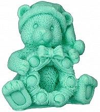 """Parfumuri și produse cosmetice Săpun natural """"Urs cu coroană"""", verde - LaQ"""