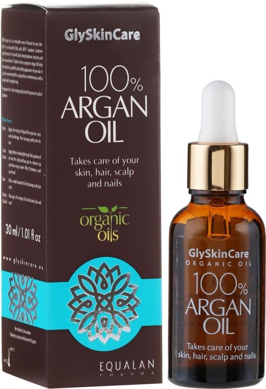 Ulei de argan pentru față - GlySkinCare 100% Argan Oil