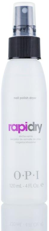 """Spray pentru uscarea lacului cu ulei """"Avoplex"""" - O.P.I RapiDry Spray — Imagine N1"""
