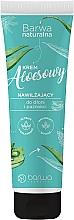Parfumuri și produse cosmetice Cremă cu glicerină și aloe vera pentru mâini - Barwa Natural Hand Cream