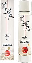 Parfumuri și produse cosmetice Cremă-lifting hidratantă de zi pentru față - Shi/dto Men Time Restoring Accelerated Skin-Lifting Anti-Aging Day Cream With Resveratrol And Kakadu Plum Bio-Extract