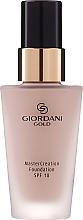 Parfumuri și produse cosmetice Fond de ten - Oriflame Giordani Gold MasterCreation Foundation SPF 18