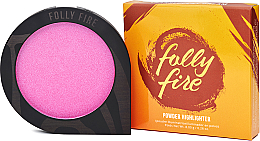 Parfumuri și produse cosmetice Highlighter - Folly Fire Translucent Dream Powder Highlighter (Sweet 16)
