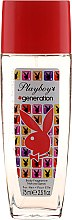 Parfumuri și produse cosmetice Playboy Generation For Her - Spray deodorant natural