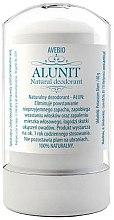 Parfumuri și produse cosmetice Deodorant natural - Avebio Alunit Natural Deodorant