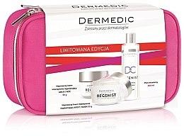 Parfumuri și produse cosmetice Set - Dermedic Regenist(cr/50/ml+cr/50/ml+mic/water/200/ml+bag)
