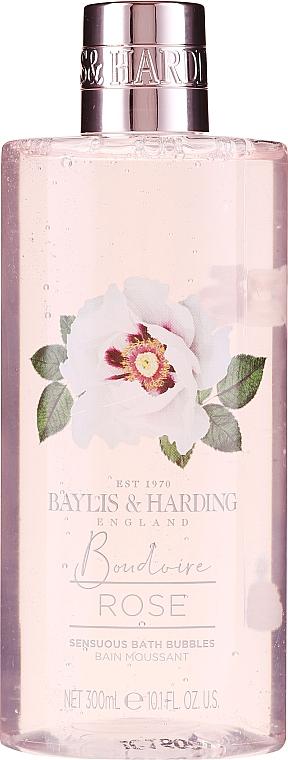 Set - Baylis & Harding Boudoire Rose Set (sh/gel/130ml + sh/gel/300ml + lot/130ml + crystals/100g + bath/f/300ml + soap/100g) — Imagine N3