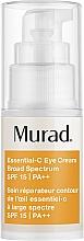 Parfumuri și produse cosmetice Cremă pentru zona din jurul ochilor - Murad Environmental Shield Essential-C Eye Cream Board Spectrum SPF15 PA++