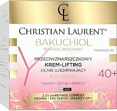 Parfumuri și produse cosmetice Cremă intensivă cu efect de lifting împotriva ridurilor 40+ - Christian Laurent Bakuchiol Retinol Lifting Cream