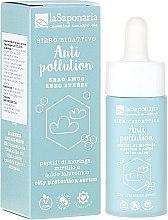 Parfumuri și produse cosmetice Ser bioactiv antioxidant pentru față - La Saponaria Anti-Pollution Serum