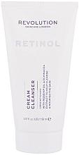 Parfumuri și produse cosmetice Cremă de curățare pentru față - Revolution Skincare Retinol Cleansing Cream