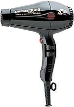 Parfumuri și produse cosmetice Uscător de păr - Parlux Hair Dryer 3800 Ionic & Ceramic Black