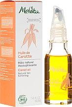Parfumuri și produse cosmetice Ulei de Morcov pentru față - Melvita Huiles De Beaute Carrot Oil