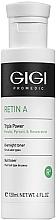 Parfumuri și produse cosmetice Toner pentru față, cu retinol - Gigi Retin A Overnight Toner