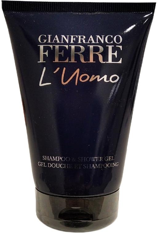 Gianfranco Ferre L'Uomo - Gel de duș — Imagine N1