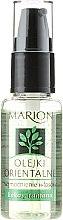 Parfumuri și produse cosmetice Ulei de păr - Marion Strengthening Oriental Oil