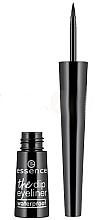 Parfumuri și produse cosmetice Eyeliner impermeabil - Essence The Dip Eyeliner Waterproof