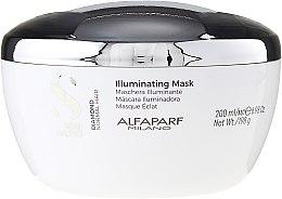 Parfumuri și produse cosmetice Mască pentru strălucirea părului - Alfaparf Illuminating Mask