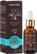 Parfumuri și produse cosmetice Ulei de argan pentru față - GlySkinCare 100% Argan Oil