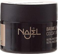 Parfumuri și produse cosmetice Balsam cu unt de cacao pentru buze - Najel Cocoa Lip Balm