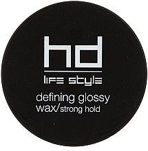 Ceară de păr - Farmavita HD Defining Glossy Wax/Strong Hold — Imagine N1