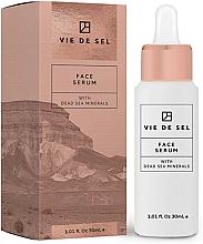 Parfumuri și produse cosmetice Ser facial - Vie De Sel Face Serum