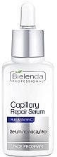 Parfumuri și produse cosmetice Ser tratament pentru corectarea cuperozei - Bielenda Professional Program Face Capillary Repair Serum